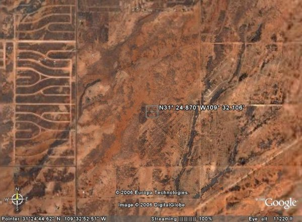 2014: ARIZONA LAND, COCHISE, 0.22 AC EA,  CASH