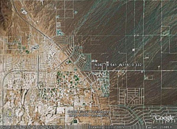 2016: NEVADA LAND, NYE, 0.165 AC, PAHRUMP, $328.18/MO
