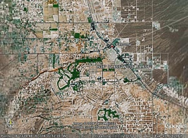 2039: NEVADA LAND, NYE, 0.23 AC, CITY OF PAHRUMP - CASH