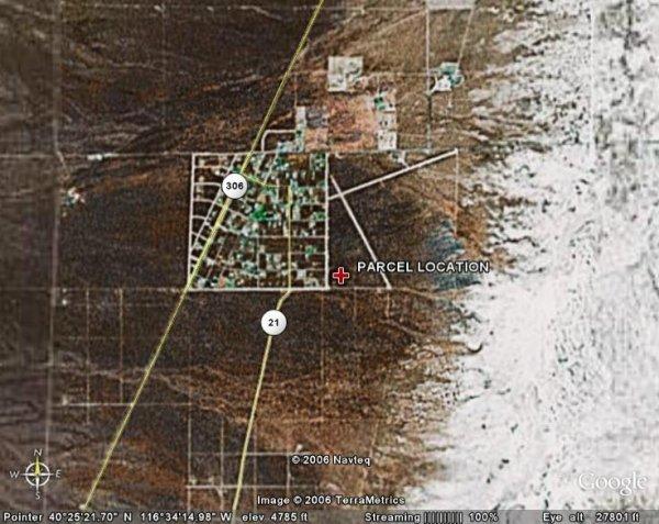 6: NEVADA LAND, EUREKA,1.92 AC EL CORTZ RANCHO,CASH