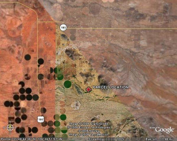 152: ARIZONA LAND, COCHISE, 2.4AC, SUNSITE RNCH, $173.0
