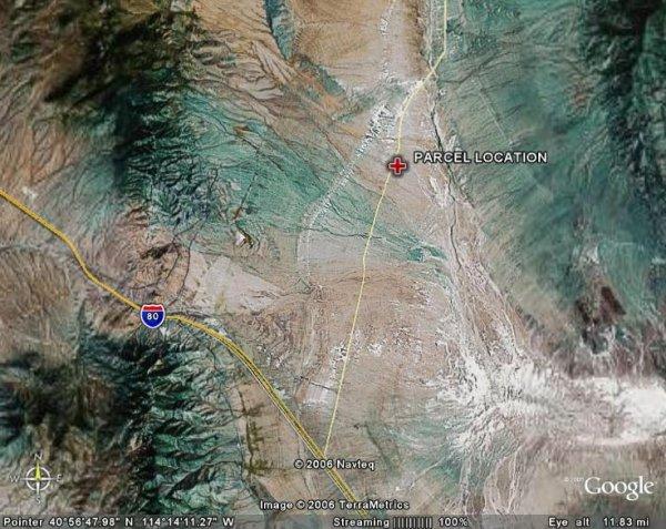 153: NEVADA LAND, ELKO, 50AC, MTN MDW RNCH $237.80/MO