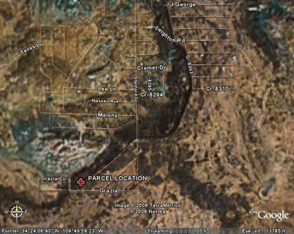 165: ARIZONA, APACHE, 1.86AC, SHOW LOW, $164.85/MO
