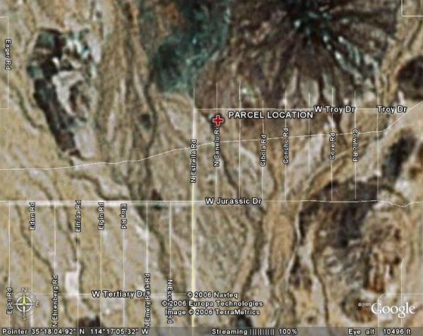 172: ARIZONA LAND, MOHAVE, 2.35AC, KINGMAN, $316.27/MO