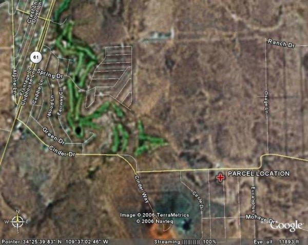 223: ARIZONA LAND,APACHE, 1AC, CNCHO VAL, $123.94/MO