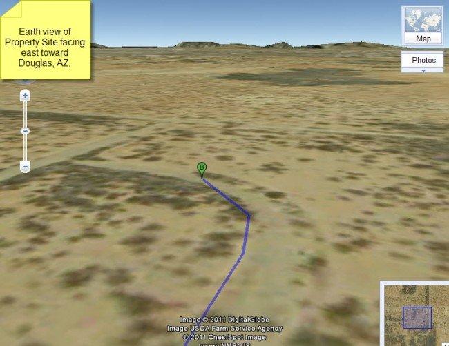4901: 0.26 AC, Cochise County - Bisbee, Arizona, Cash o