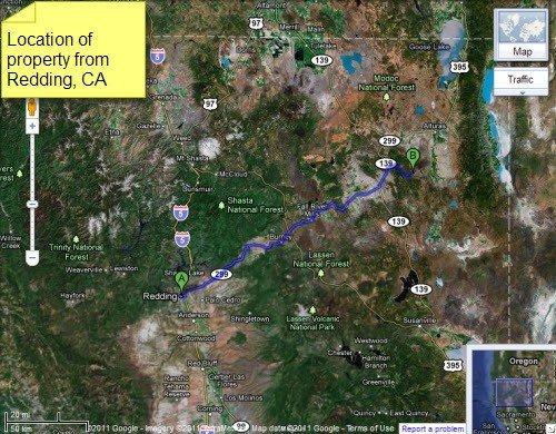 4906: California, Kern County - 0.92 AC, Cash or Terms