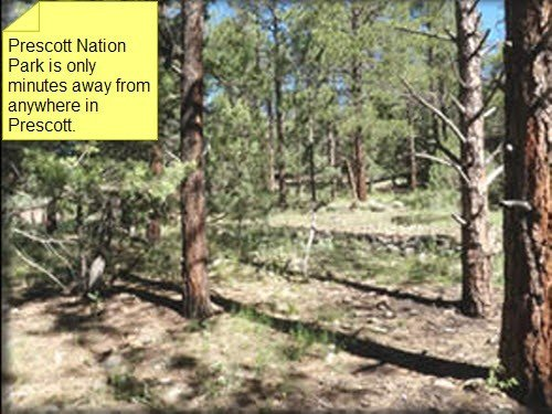4907: 0.17 Acres In Yavapai County, Arizona - Cash or T