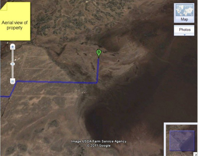 4910: Arizona Land, Concho Valley Area, 2AC - Cash or T