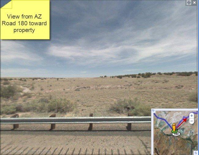 4917: 2.5 AC in Apache Arizona, Near Attractions - Cash
