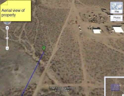 4920: California, 5 AC, Inyo County - Cash or Terms
