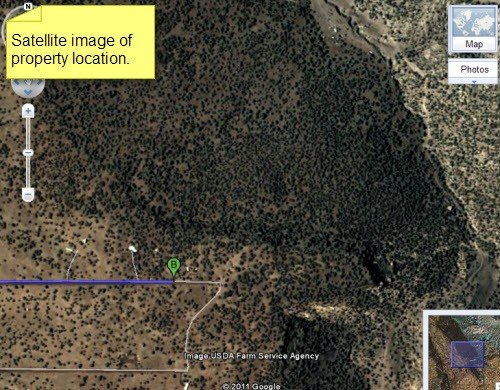 4921: Arizona Land, Concho Area, Large 40 AC - Terms
