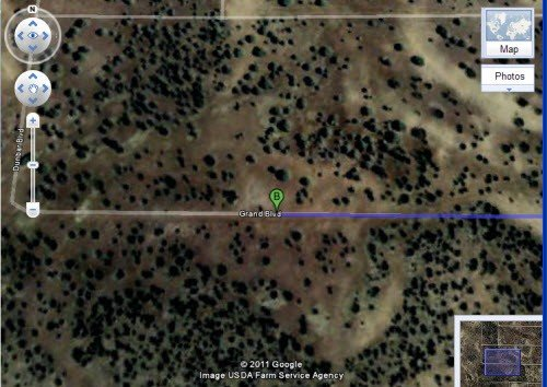 5021: 2.2 AC with Trees, Electricity in Area, Coconino
