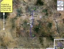 5027: Rio Rico Arizona, 0.95 AC, Santa Cruz County - Te