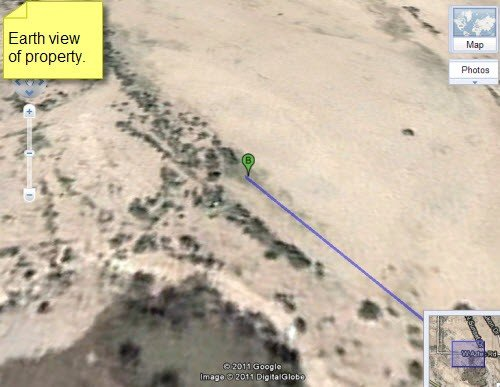 5101: Pinal County, Arizona - 1.11 AC