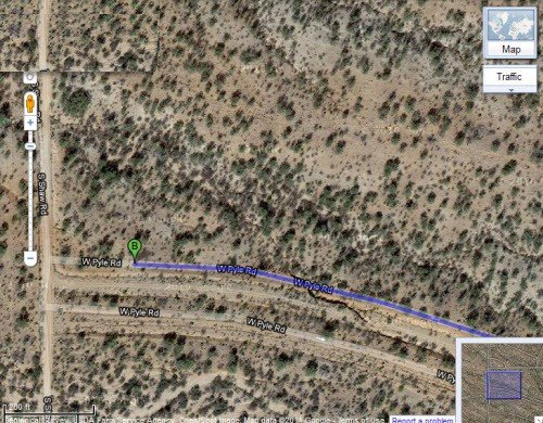 5202: Tucson, Arizona 1.09 Acres in Pima County