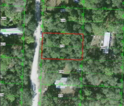 5207: 0.18 Acres close to Ocean, Pasco County, Florida