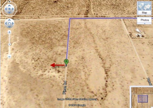 5210: 2.5 AC Outside Kingman, Arizona