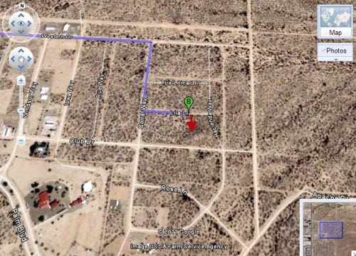 5217: Become an Investor! 6 Lots in La Paz County, Ariz