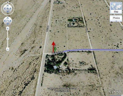 5306: 1.77 AC Lot in Maricopa County, Arizona