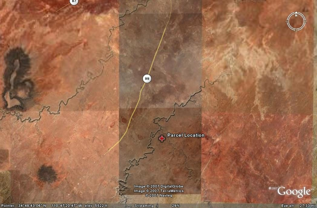 5308: 36.5 AC Lot in Chevelon Canyon Ranch, Navajo Coun
