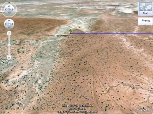 5310: 2 - 40 Acre Lots, Navajo County, Arizona, Side-by