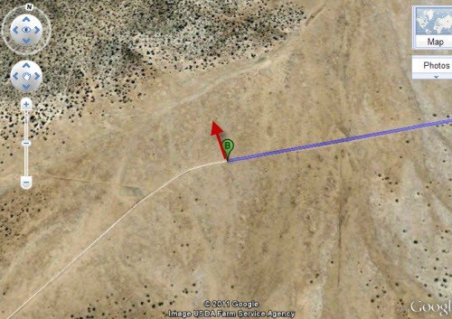5312: Don't miss 40 Acres in Mohave County, Arizona.