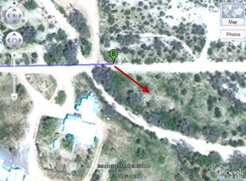 5315: 2.52 Acre Lot in Pinal County, Arizona