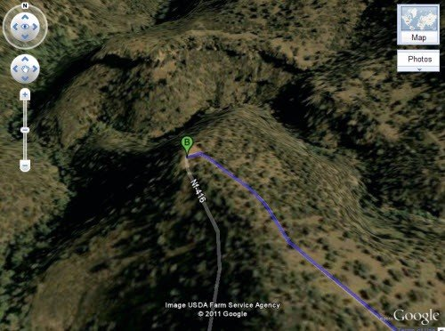 5320: Wooded 10 Acre Lot, St. Johns area, Apache County