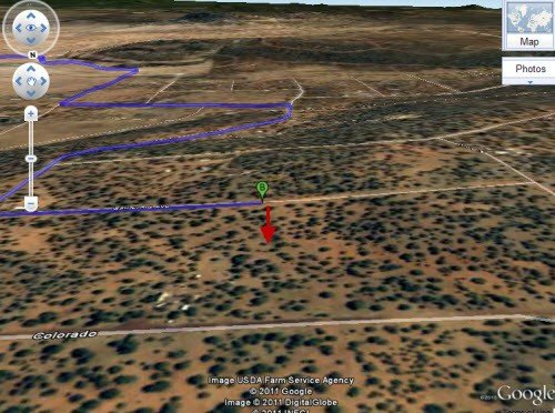 5321: 1 Acre wooded lot in Apache County, Arizona
