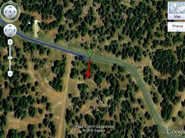5323: California 1 Acre Lot - Modoc County