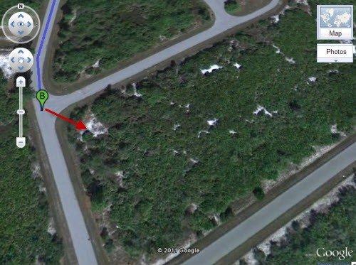 5324: 0.23 AC Lot outside Port Charlotte Area, Florida