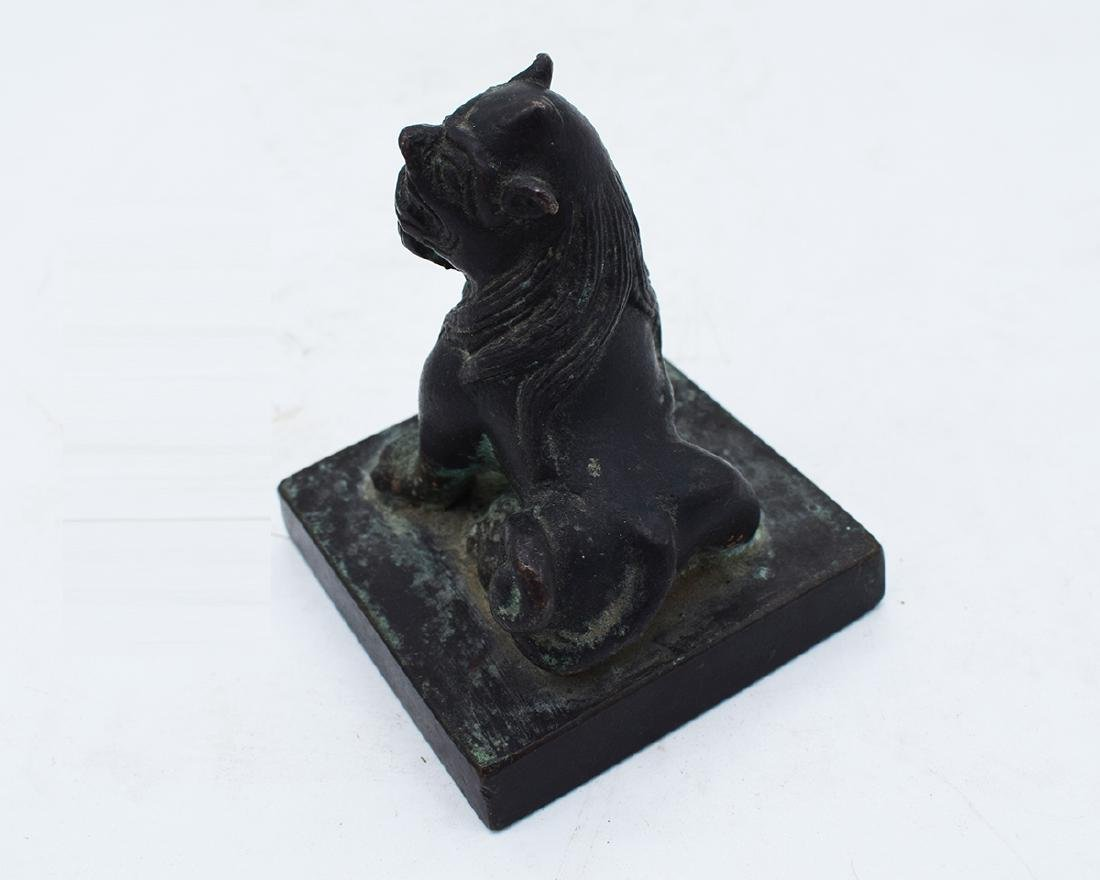 LION SHAPED SEAL