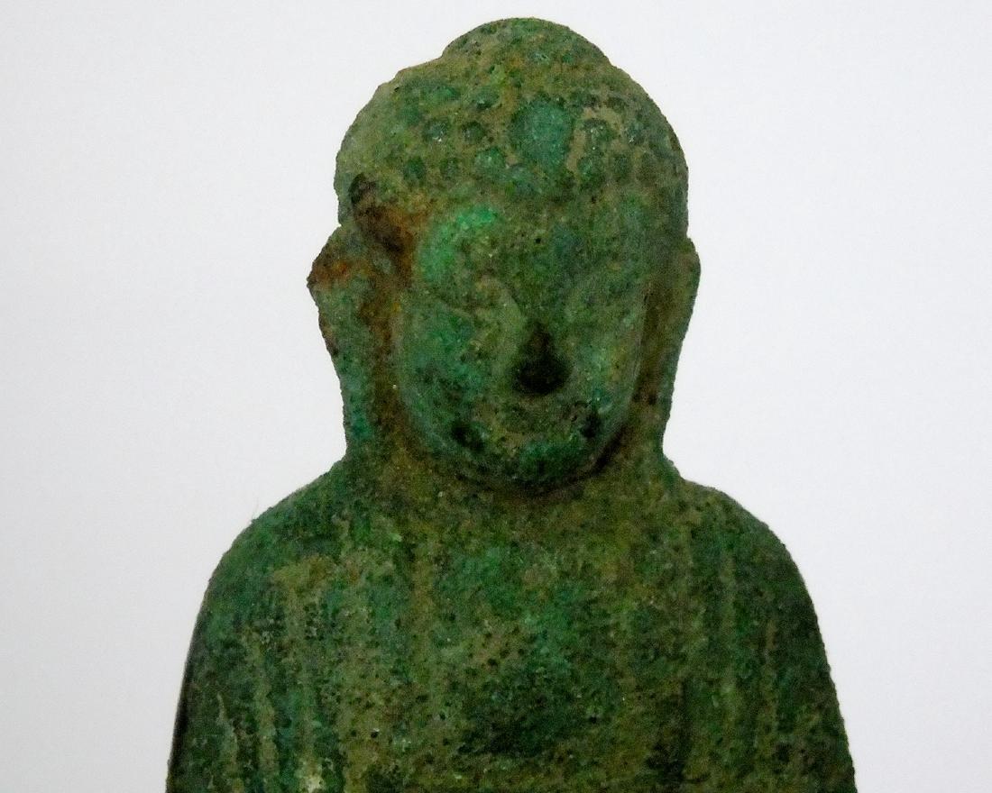 LIAO BRONZE BUDDHA - 5