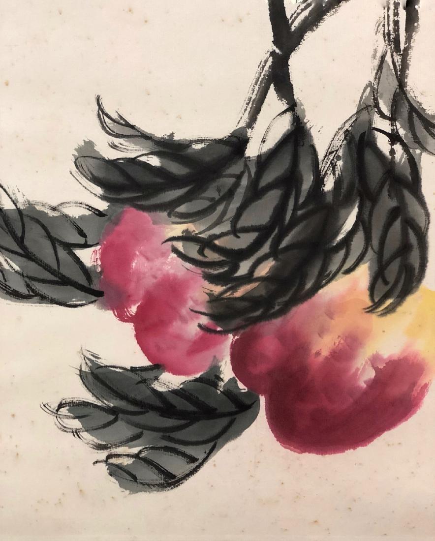 BAISHI QI   PEONY-TOPIC PAINTING - 3