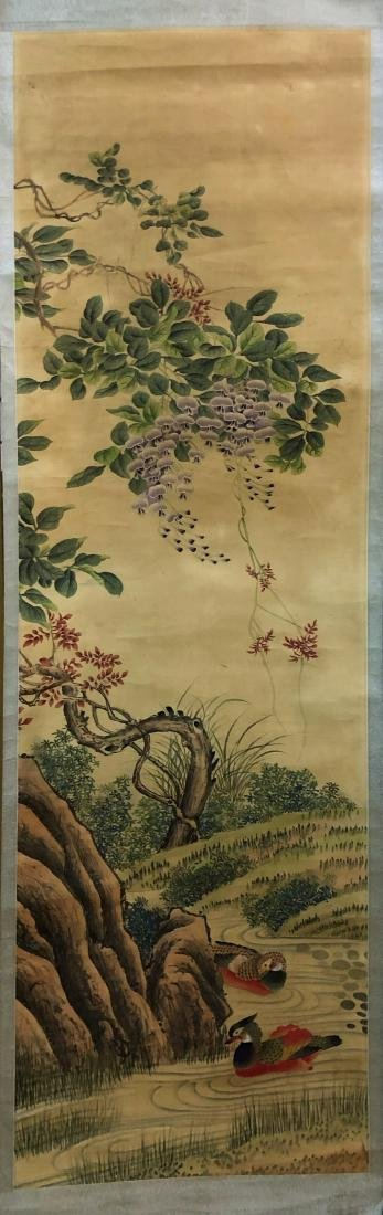 17-19TH CENTURY,  UNKNOW   PAINTING, QING DYNASTY - 3