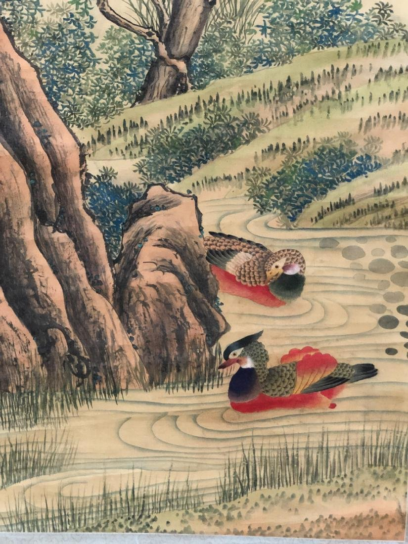 17-19TH CENTURY,  UNKNOW   PAINTING, QING DYNASTY - 4