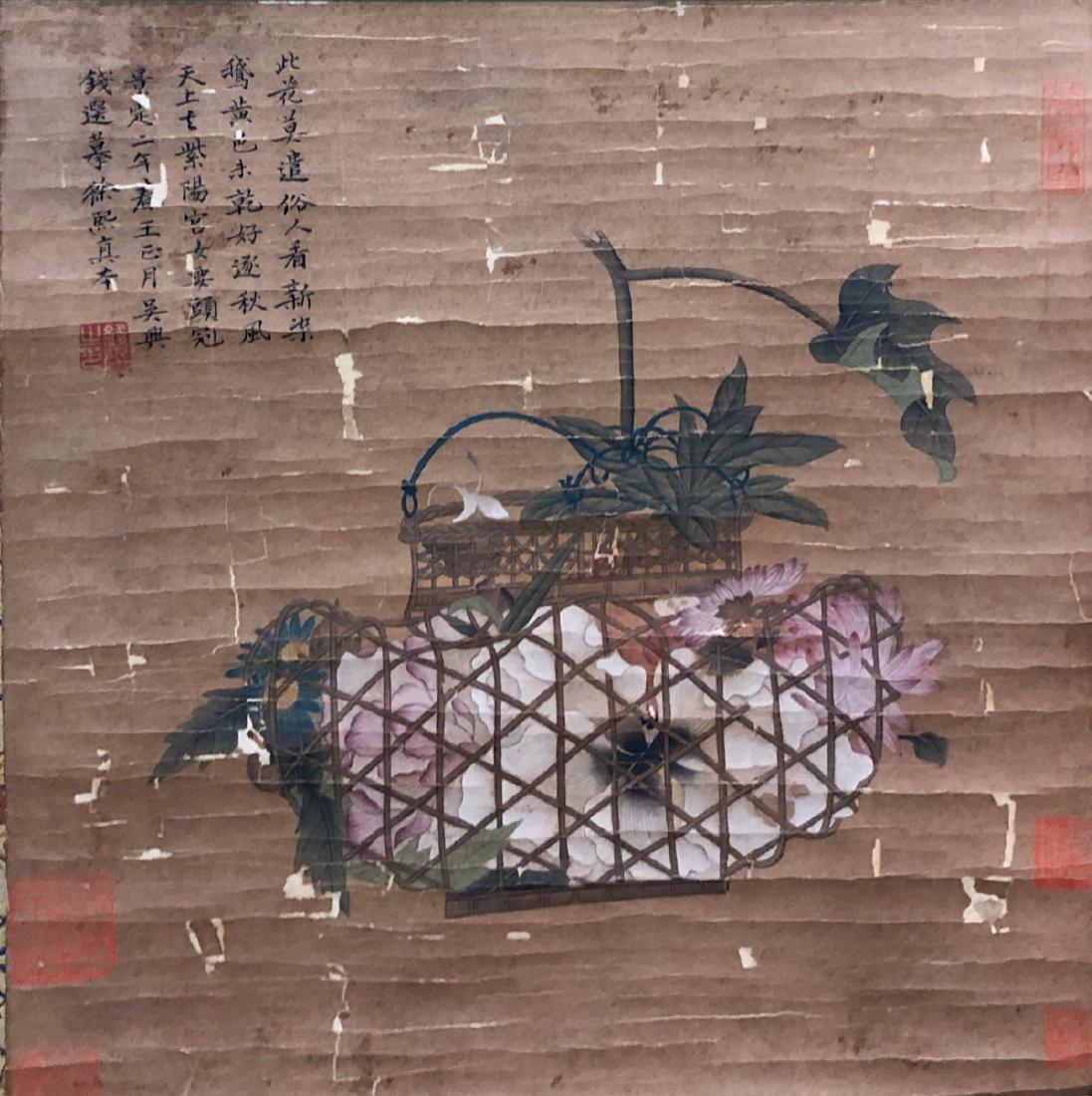 9TH CENTURY, XI XU   PAINTING, SOUTHERN TANG - 2