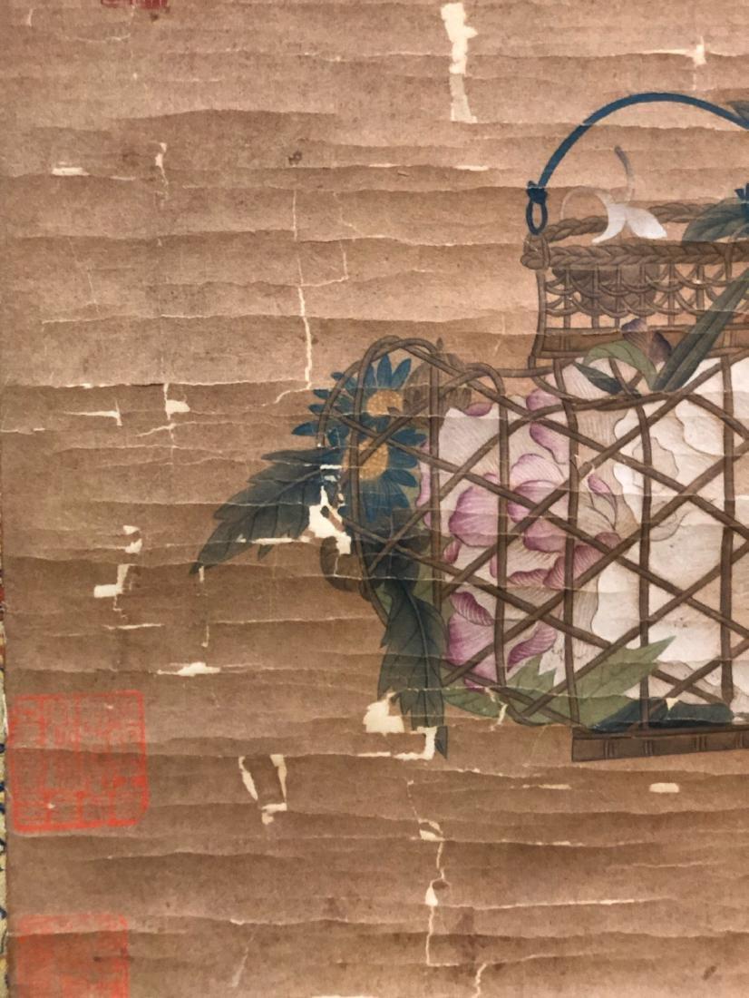 9TH CENTURY, XI XU   PAINTING, SOUTHERN TANG - 3
