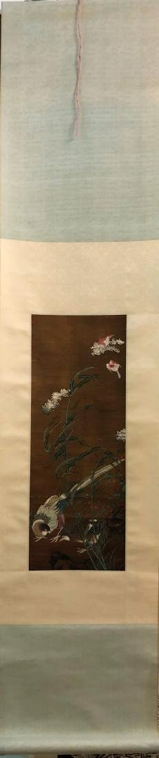 9-12TH CENTURY, DI LI    PEONY-TOPIC PAINTING , SONG
