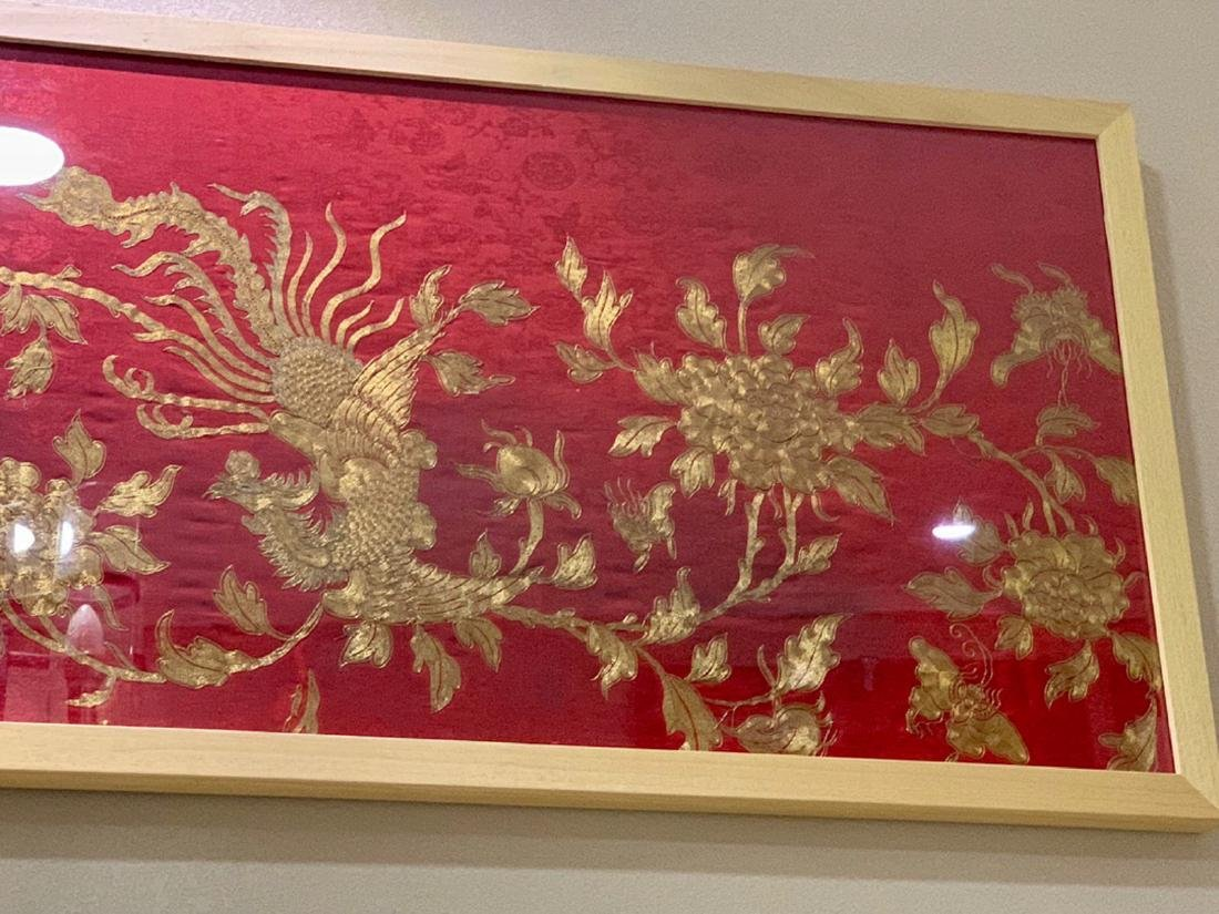 17-19TH CENTURY, A STORY DESIGN EMBROIDERY, QING - 5
