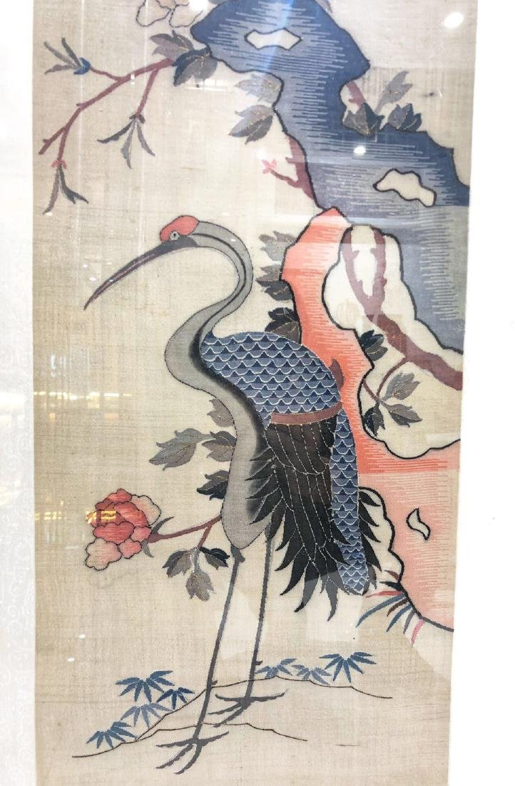 17-19TH CENTURY, A STORY DESIGN EMBROIDEY, QING DYNASTY - 6