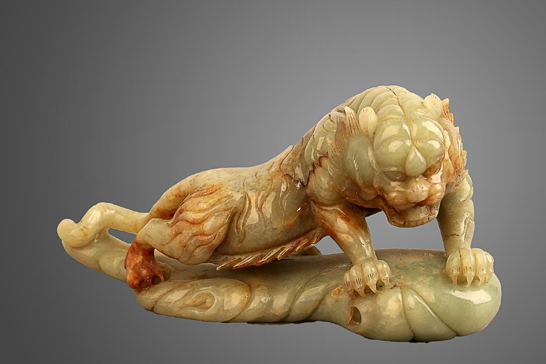 960-1279AD, A TIGER ORNMENT, SONG DYNASTY - 5