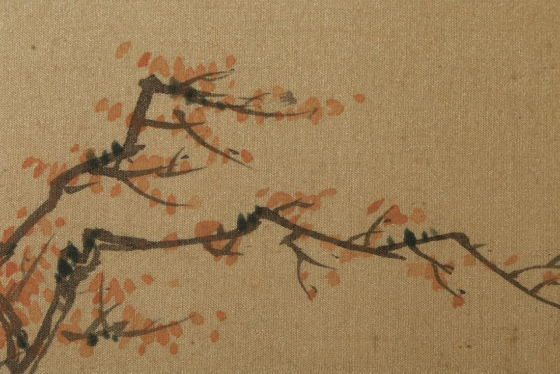 17-19TH CENTURY, A PAINTING, QING DYNASTY - 7