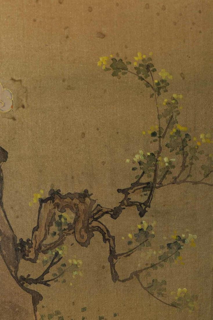 17-19TH CENTURY, A PAINTING, QING DYNASTY - 6