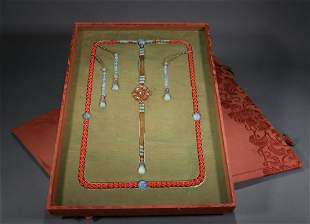 RED CORAL NECKLACE WITH 108 BEADS