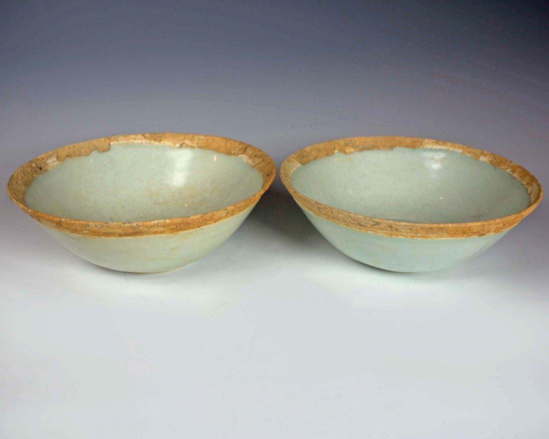 Pr Song Dynasty Qingbai Bowls