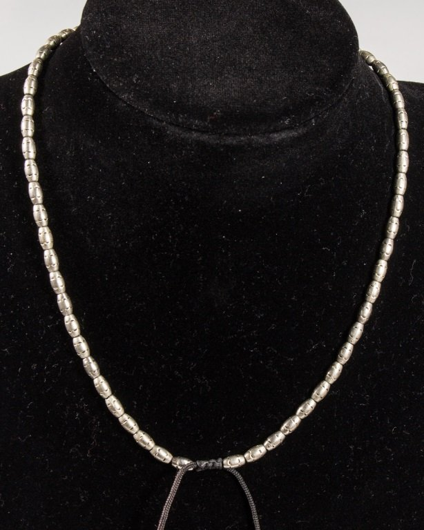 TIBET SILVER NECKLACE - 2