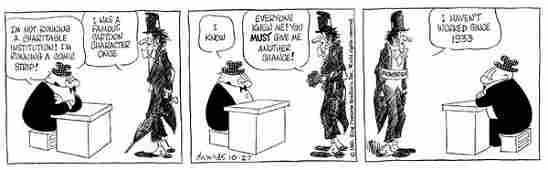 60: Jerry Dumas Sam's Strip daily 10/27/61
