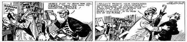 122: Clifford McBride Napoleon daily 9/2/30s